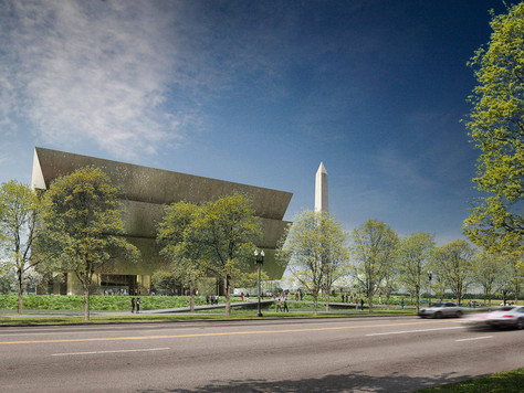 Smithsonian's National Museum of African American History and Culture Comes Alive Today!
