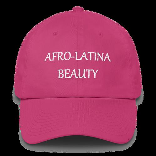 Afro-Latina Beauty Hat