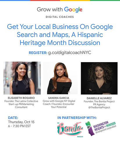 Get Your Local Business On Google Search