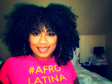 Have You Gotten Your Afro-Latina Pride Tee Yet?
