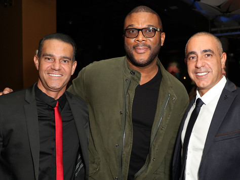 Tyler Perry Studios President of Production Ozzie Areu Leaves to Launch The First Latino-Owned Studi