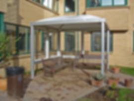 bespoke tensile structures for schools
