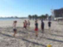 Spots Camp Spain Beach Rugby Venue