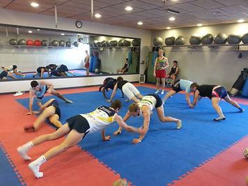 Sports Camp Spain Indoor Crash Mat Arena