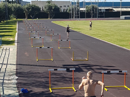 Athletic Training Camp Spain at Torrevieja Sports City / Track Training / Track & Field / Triathlon