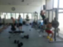 Torrevieja Sports City Gymnasium