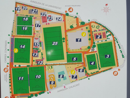 ELCHE SPORTS CITY AND TRAINING CAMP