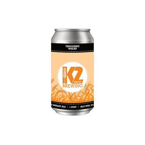 Tangerine Wheat (16oz.) 4-pack