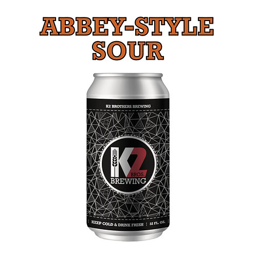 Sager Beer Works Collab Abbey-Style Sour (32oz. Crowler)