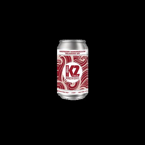 Raspberry Marshmallow Milkshake IPA (16oz.) 4-pack