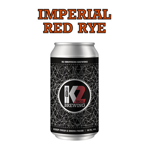 Imperial Red Rye (32oz. Crowler)