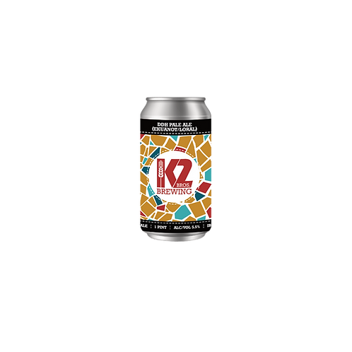 DDH Pale Ale Ekuanot/Loral (16oz.) 4-pack