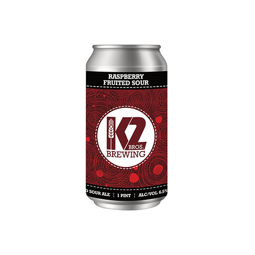 Raspberry Fruited Sour (16oz.) 4-pack