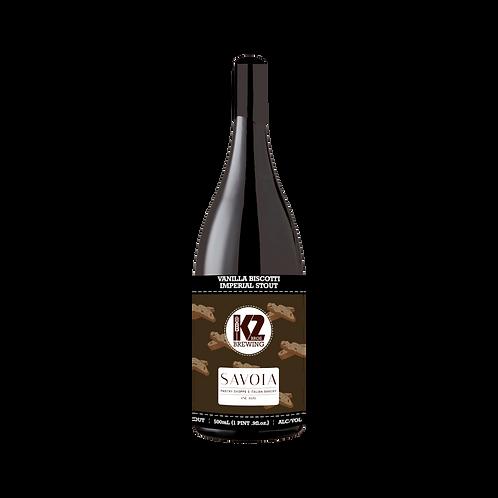 Vanilla Biscotti Imperial Stout (500ml)