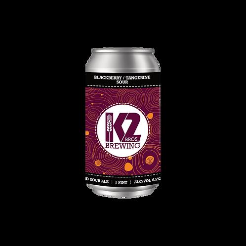 Blackberry / Tangerine Sour (16oz.) 4-pack
