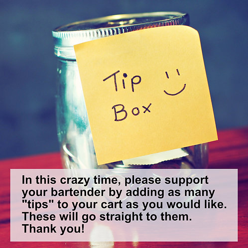 Tip for Your Bartender