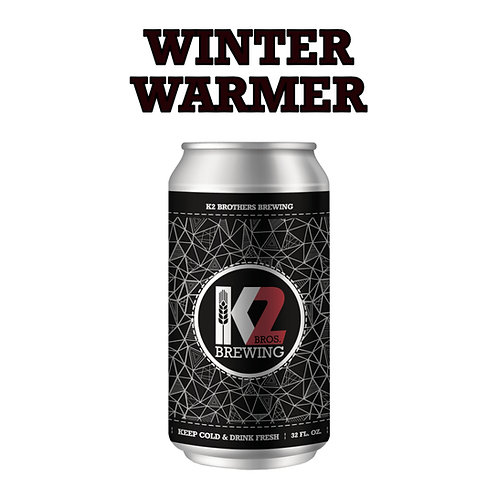 Winter Warmer (32oz. Crowler)