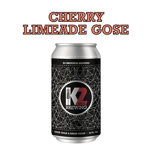 Cherry Limeade Gose (32oz. Crowler)