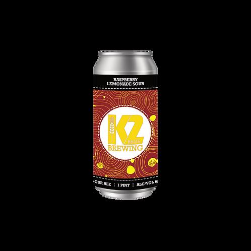 Raspberry Lemonade Sour (16oz.) 4-pack