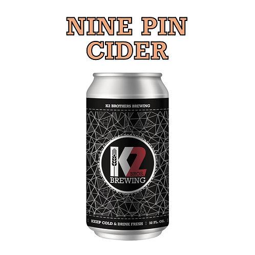 Nine Pin Earl Grey (32oz. Crowler)