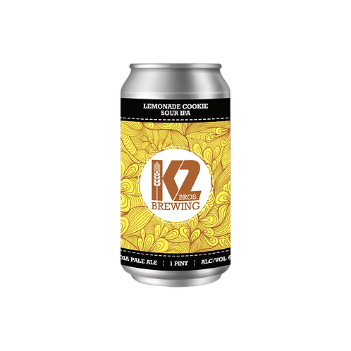 Lemonade Cookie Sour IPA (16oz.) 4-pack
