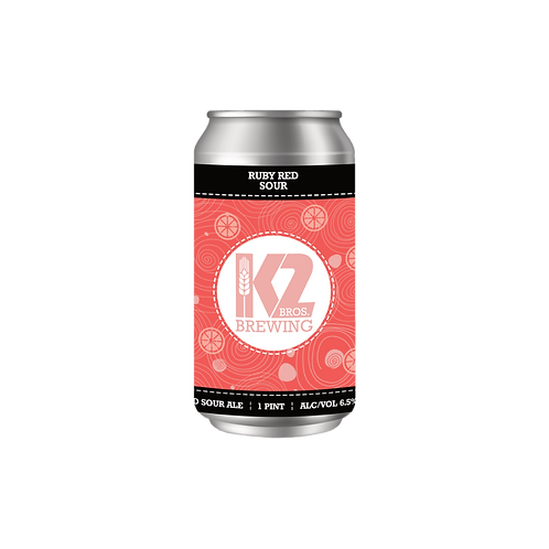 Ruby Red Sour (16oz.) 4-pack