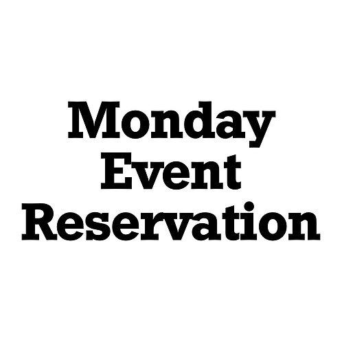 Monday Event