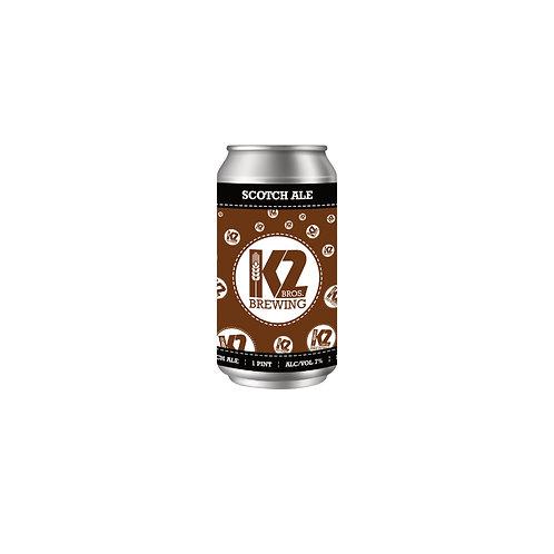 Scotch Ale (16oz.) 4-pack