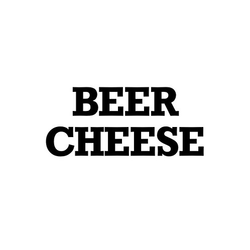 Beer Cheese