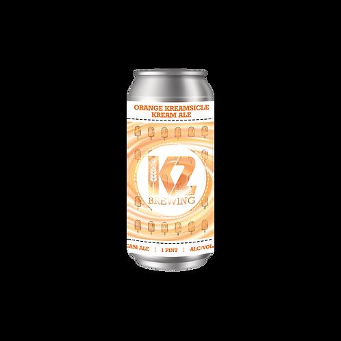 Orange Kreamsicle Kream Ale (16oz.) 4-pack