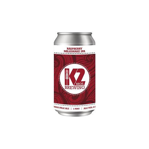 Raspberry Milkshake IPA (16oz.) 4-pack