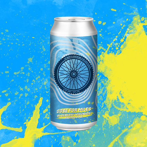 Gose for Miles 42 North & K2 Collab (16oz.) 4-pack
