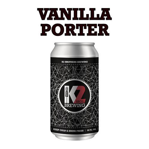 Vanilla Porter (32oz. Crowler)