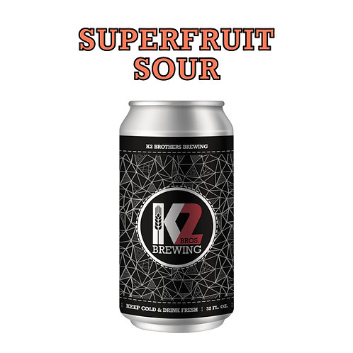 Superfruit Sour (32oz. Crowler)