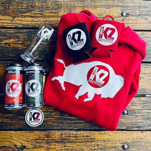 K2/Bills hoodie Package