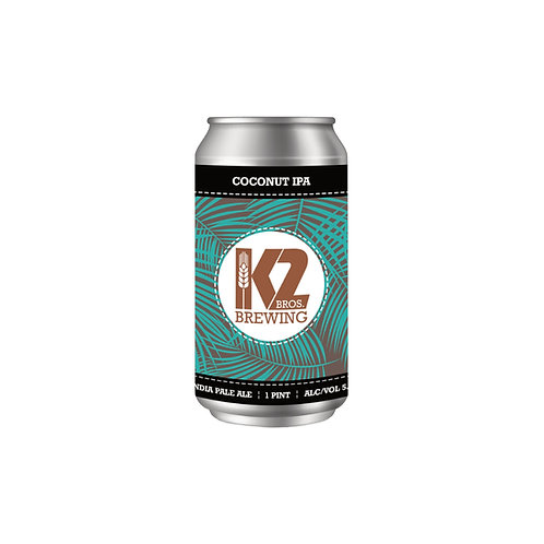 Coconut IPA (16oz.) 4-pack