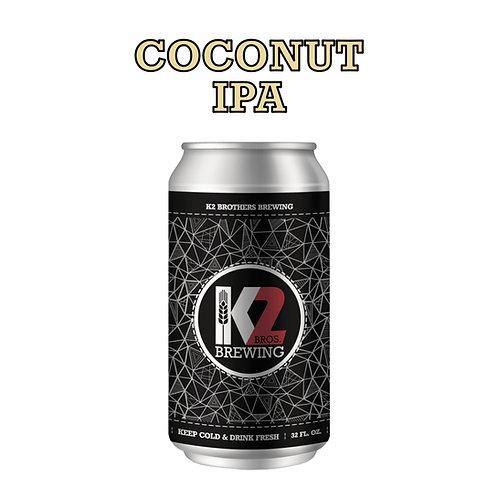 Coconut IPA (32oz. Crowler)