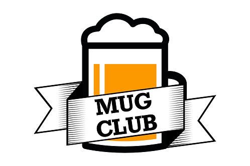 2021 Mug Club Membership - NEW MEMBERSHIP