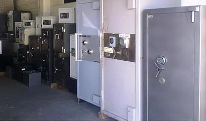 Вскрытие и ремонт сейфов в Москве и Московской области