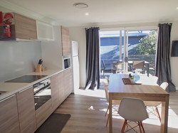 Large lounge kitchen area