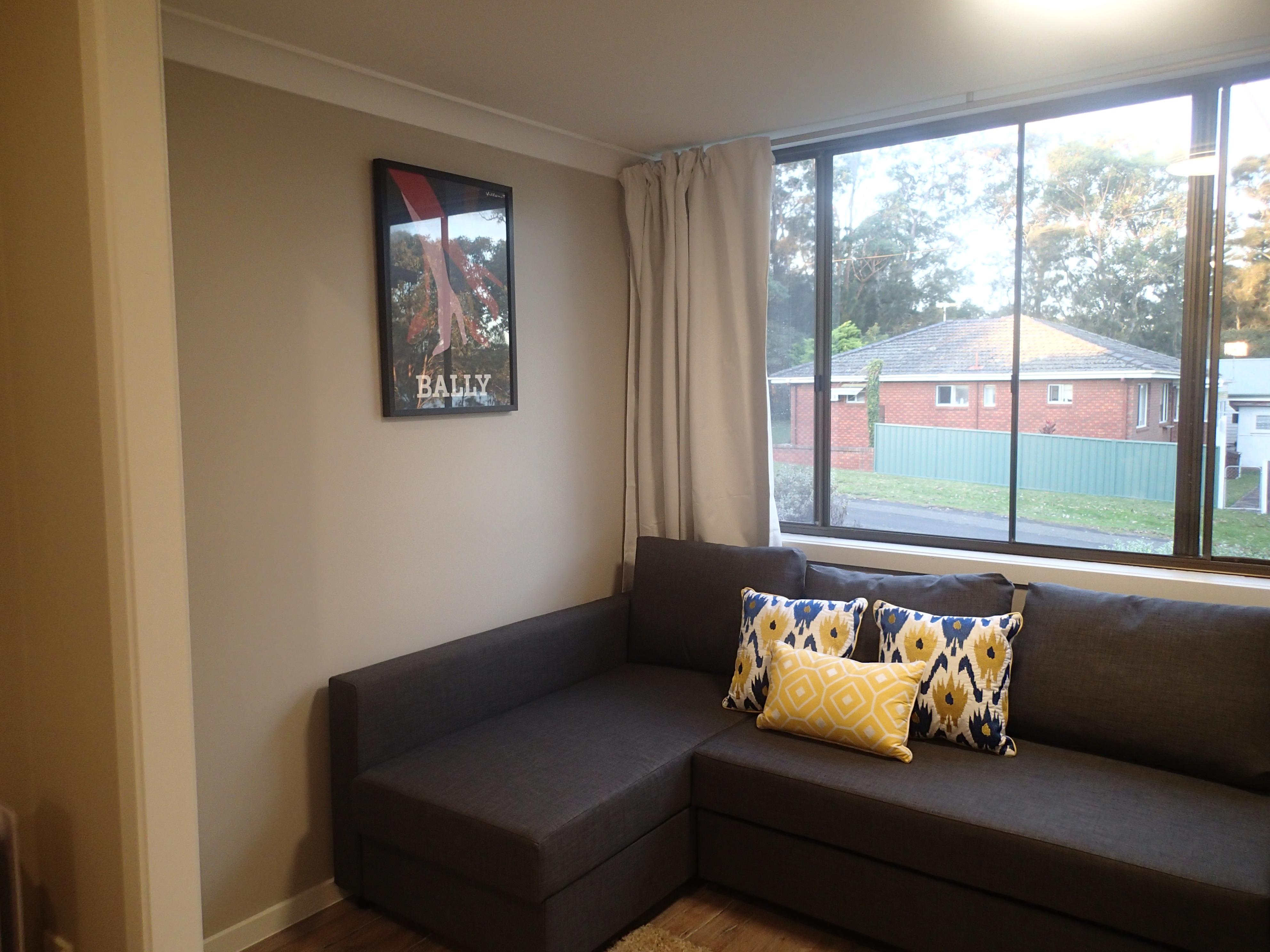TV living area