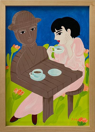 中村桃子 / tea time
