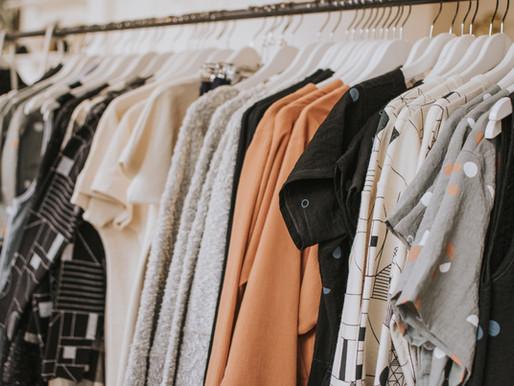 Clothing closet: St Francis House
