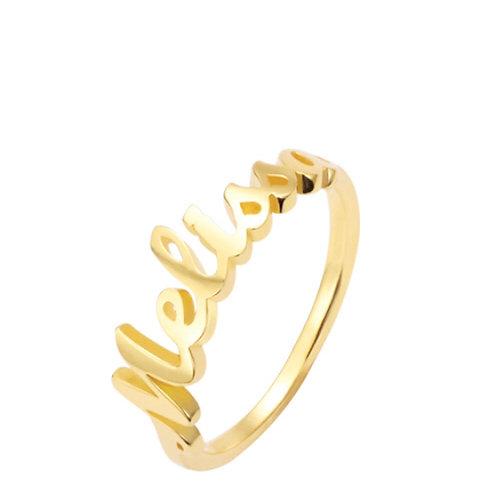Mini Script Ring