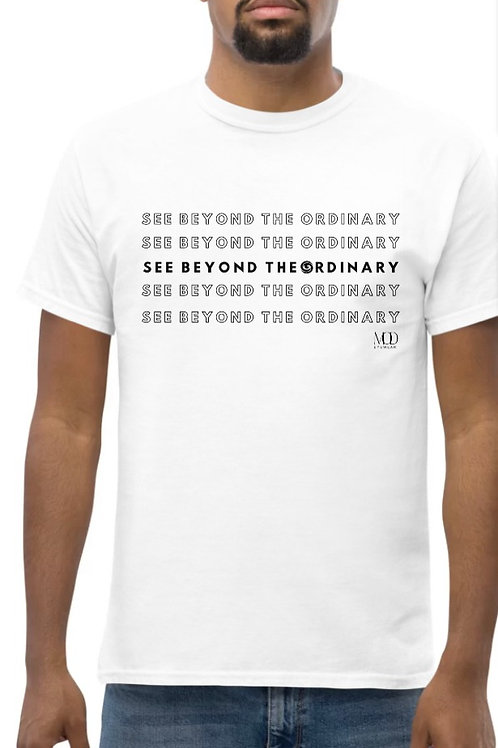 See Bynd The Ordnry Tee