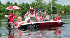 Canada Day Boatilla