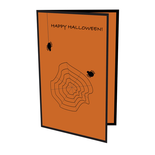 D rousseau designs llc michigan graphic design services halloween greeting cards m4hsunfo