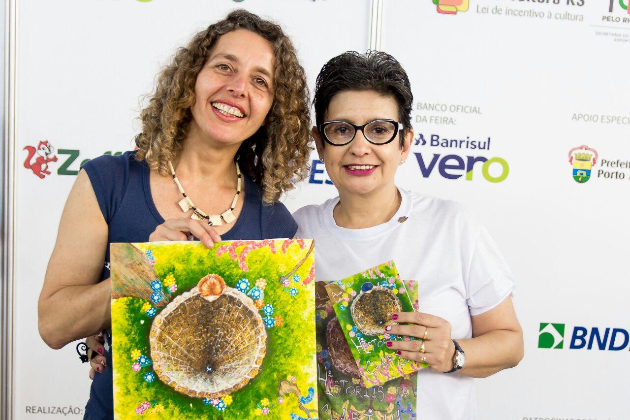 lançamento_Histórias_da_Clarinha_na_Feir