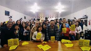 Israel Terra lança Cristianismo HARD, seu primeiro livro