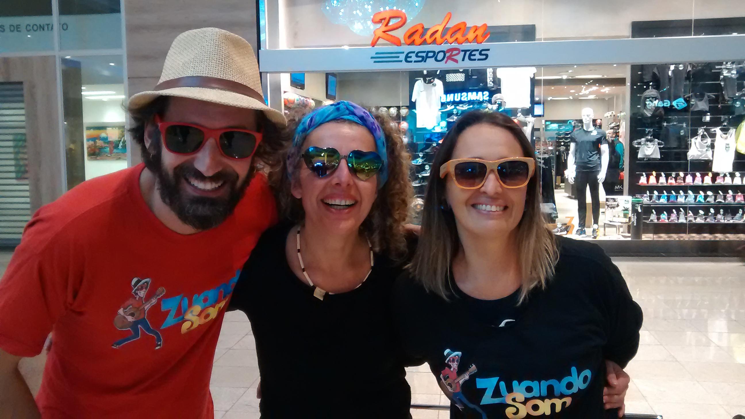 Rodrigo Prates, Paula e Papescu 2017